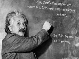 Anti-Resolutions